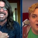 Dave Grohl surprises COVID-19 frontline nurse