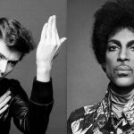 David Bowie and Prince