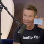 Dennis Quaid April Fool's Podcast Cassette Tapes The Denissance