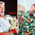 Eddie Van Halen gun to Fred Durst head