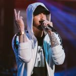 Eminem home house intruder break-in robbery crime fan, photo by Natalie Somekh