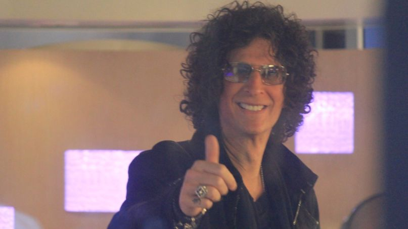 Howard Stern Biden endorsement Joe Biden endorsed president Donald Trump bleach