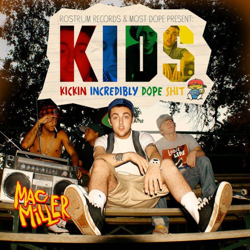 K.I.D.S. by Mac Miller album artwork cover art