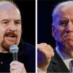 Joe Biden Louis C.K. donation presidential campaign Louis CK donations