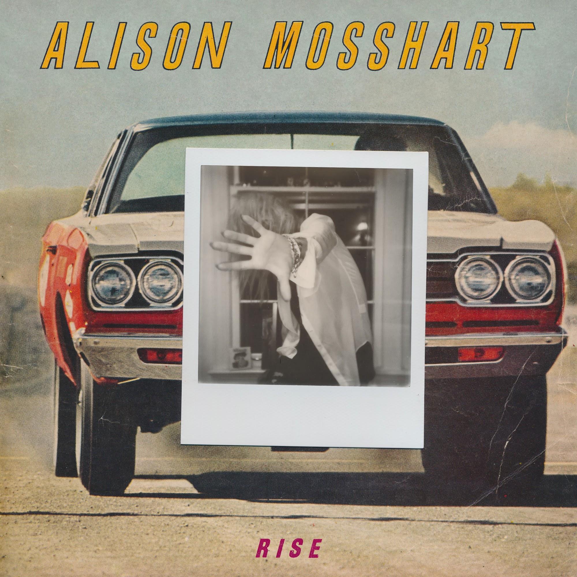 Mosshart RISE packshot 3000 Alison Mosshart Shares Debut Solo Single Rise: Stream