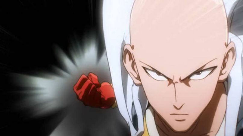 One-Punch Man movie film live-action adaptation sony pictures venom, photo courtesy of Madhouse