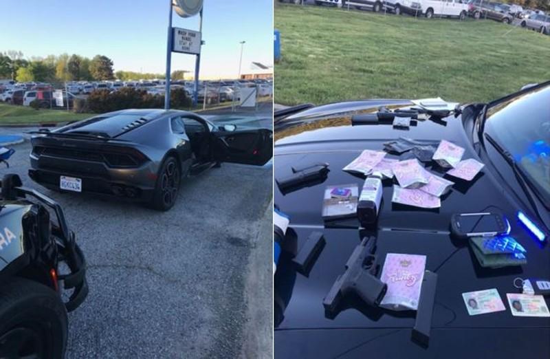 Playboi carti arresta il traffico di pistole