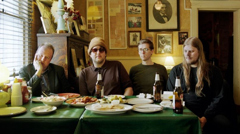 Protomartyr Worm in Heaven new song music video new music Ultimate Success Today album release date, photo by Trevor Naud
