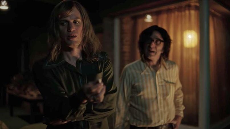 Stardust film David Bowie movie Johnny Flynn video Marc Maron