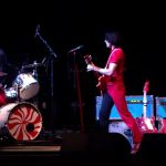 The White Stripes at Coachella Jack White 2003 live set performance video