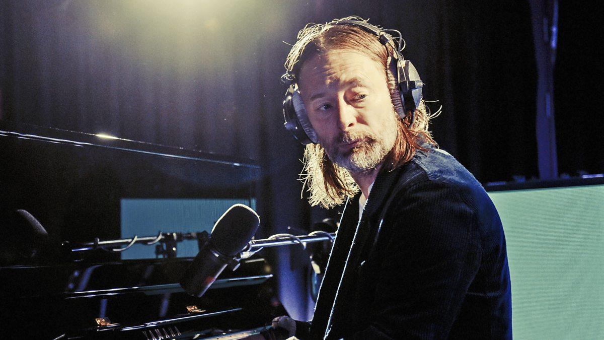 "Thom Yorke unveils new ""Isolation Theme"" remix: Stream"