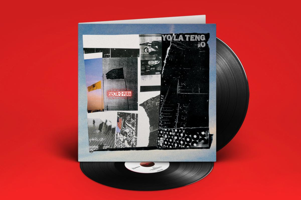 Yo La Tengo Announce Electr-O-Pura 25th Anniversary Vinyl Reissue cover