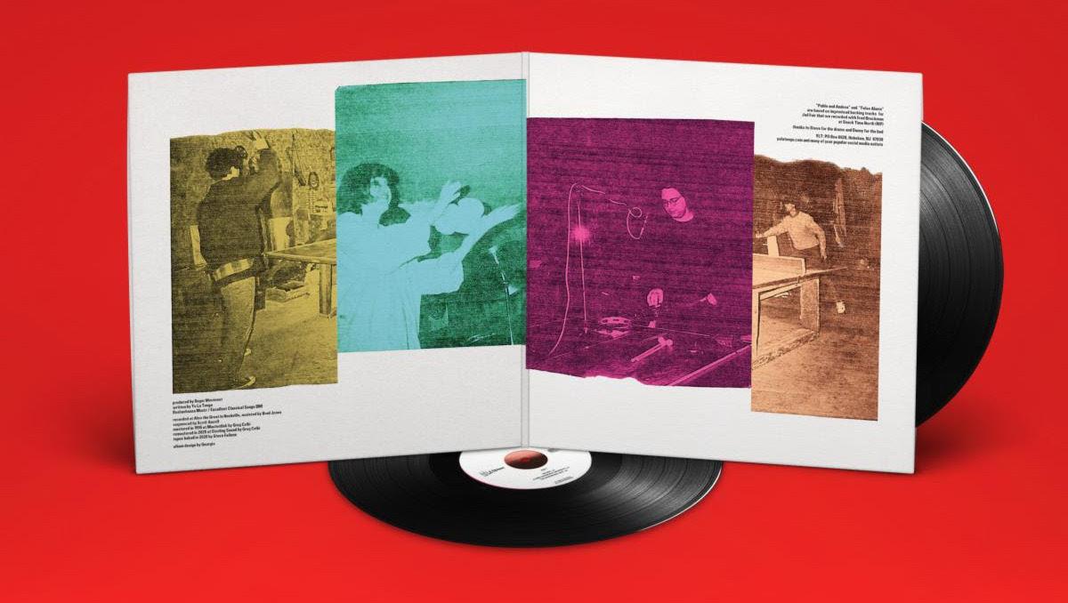 Yo La Tengo Electr-O-Pura 25th Anniversary Vinyl Reissue gatefold