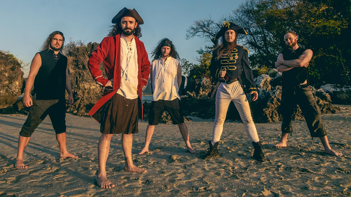 "Alestorm Unveil Wacky ""Treasure Chest Party Quest"" Video ..."