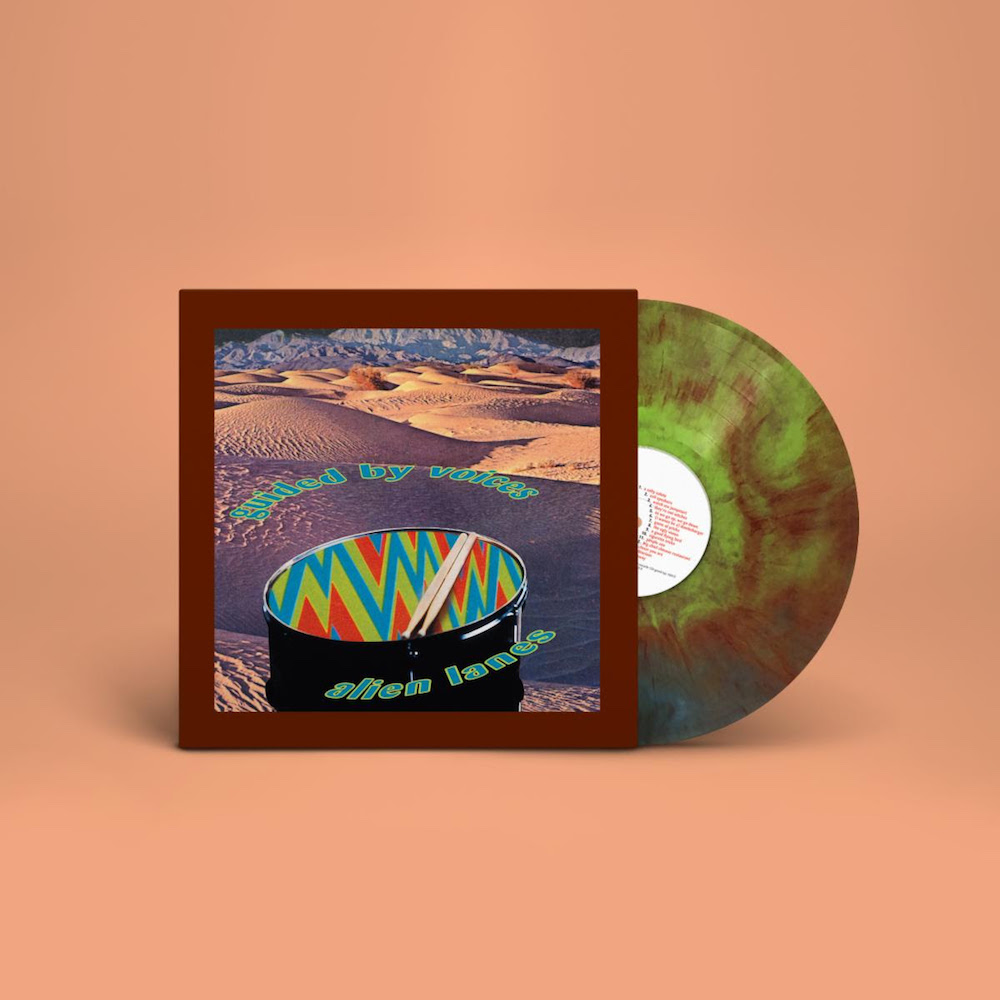 alien lanes vinyl reissue guided by voices Guided by Voices Announce 25th Anniversary Reissue of Alien Lanes