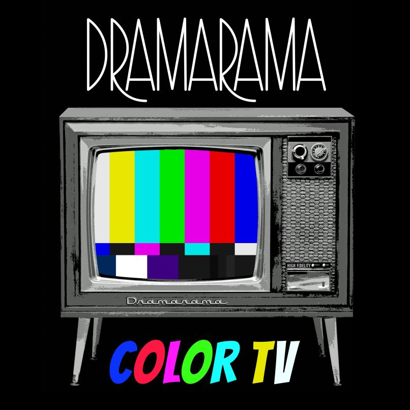Dramarama - Color TV Cover Artwork