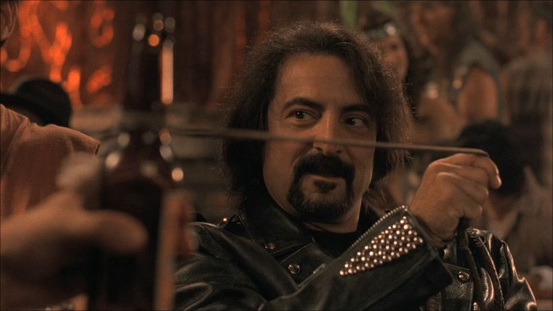 Tom Savini in From Dusk til Dawn