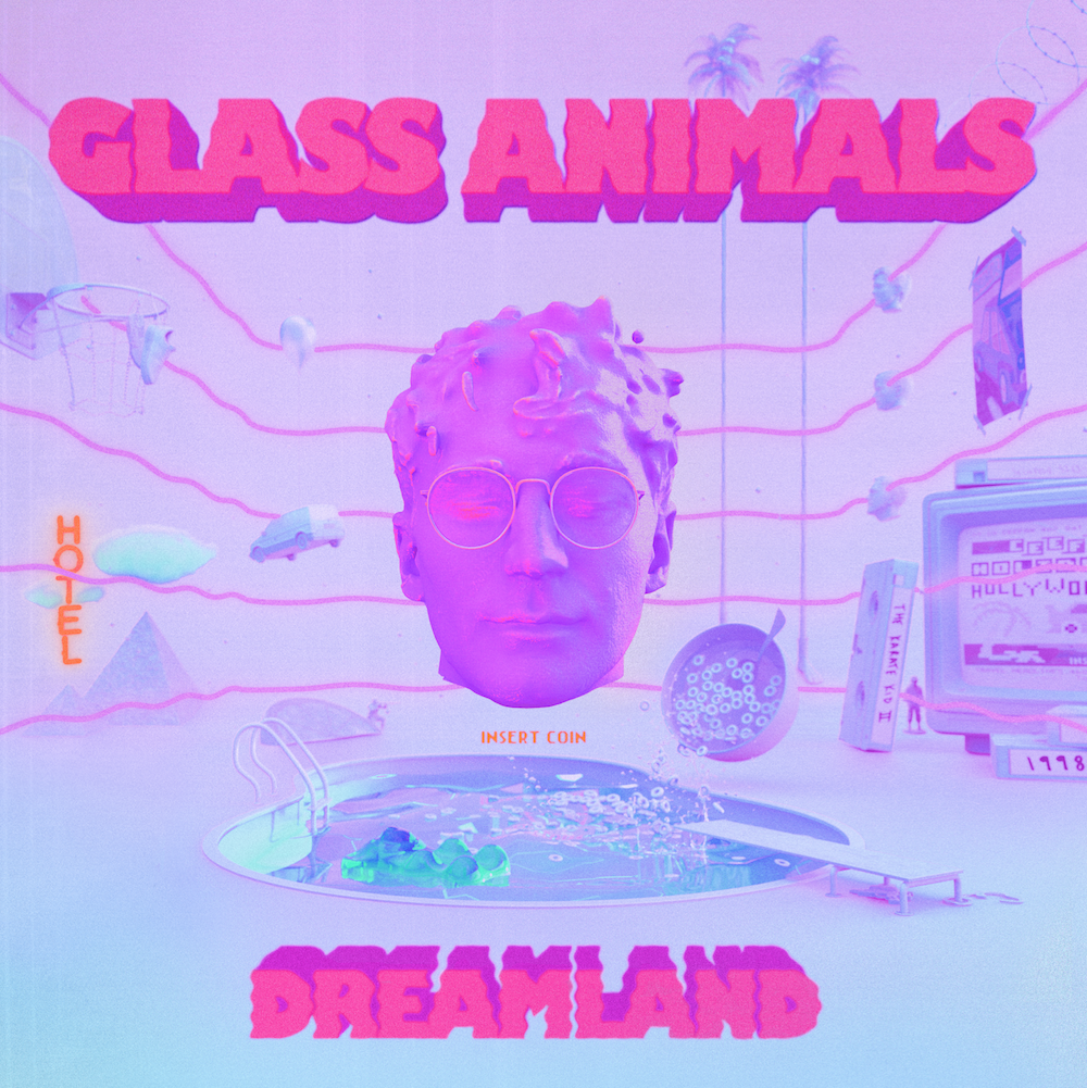 glass animals announce new album  share  u0026quot dreamland