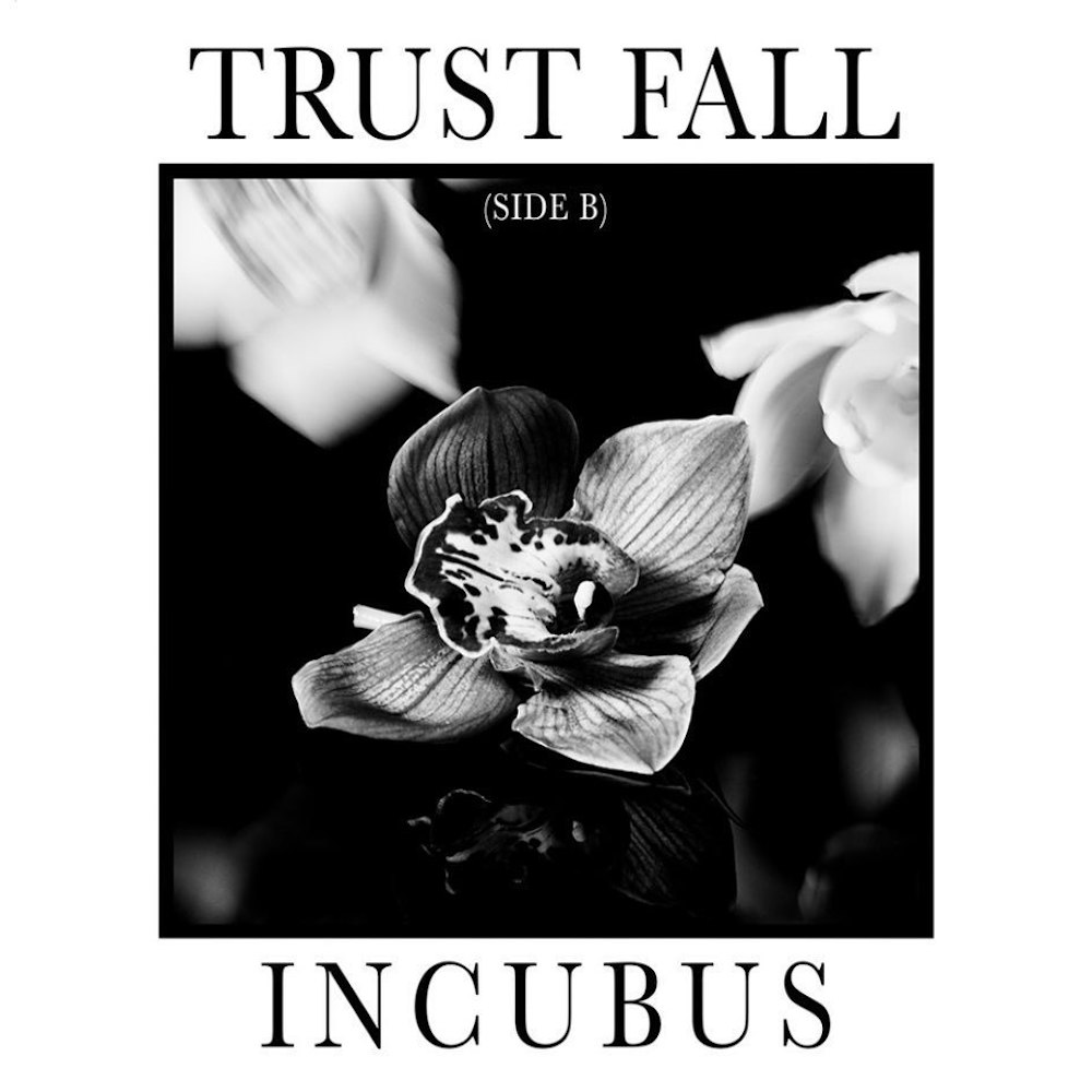 incubus trust fall side b ep artwork Incubus Release New Trust Fall (Side B) EP: Stream