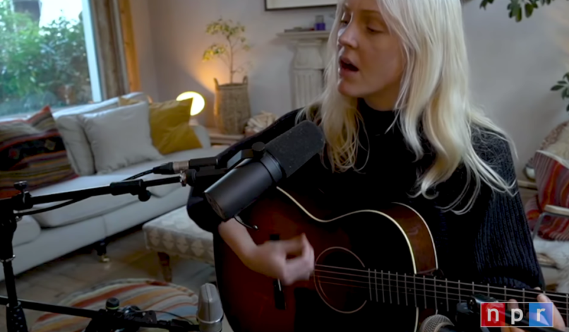 laura marling tiny desk home concert video watch