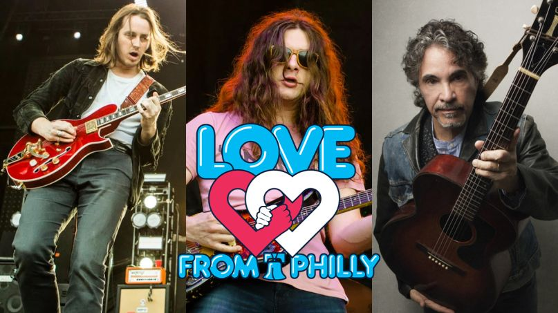 love from philly sunday livestream music festival