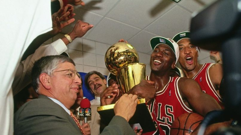 TV Review The Last Dance: Michael Jordan