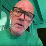 michael stipe the late show with stephen colbert no time for love like now
