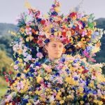 Midsommar Flower Dress Auction A24