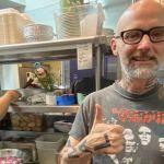 moby lay off fire staff little pine vegan restaurant