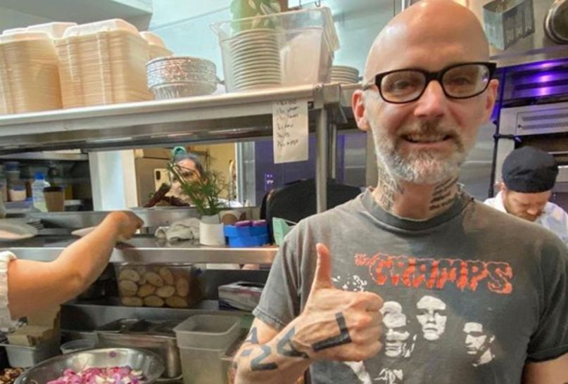 Moby Takes Heat For Laying Off Staff At