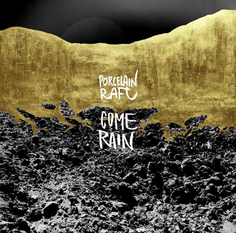 porcelain raft come rain album artwork Porcelain Raft Announces New Album, Shares Come Rain: Stream
