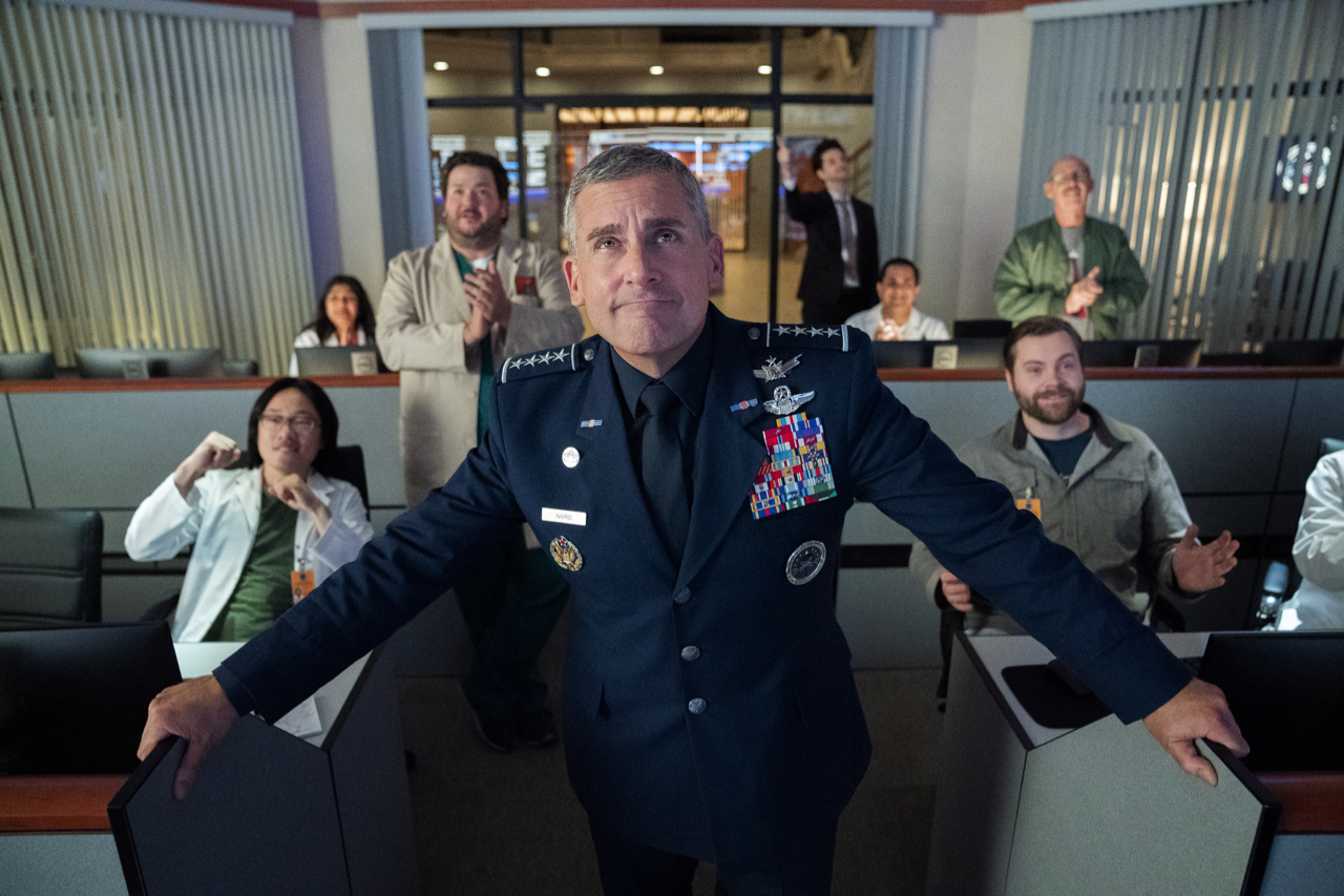 Netflix's Space Force Is A Waste of Space, Talent, Resources, Time: Review