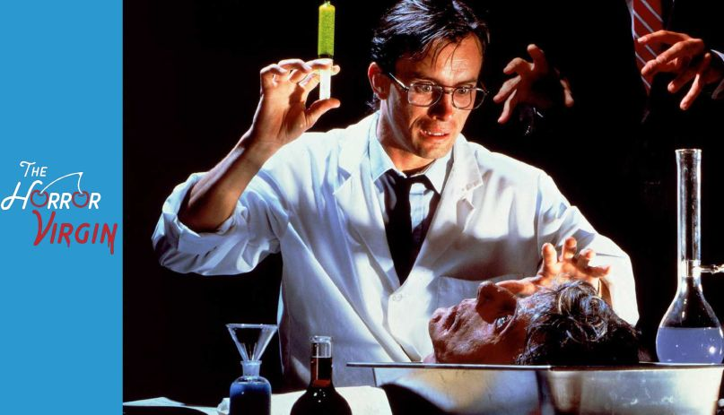 The Horror Virgin - Re-Animator