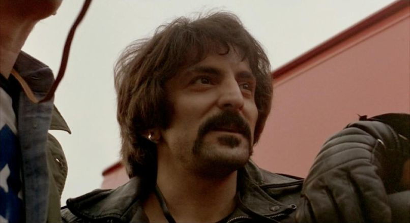 Tom Savini in Dawn of the Dead