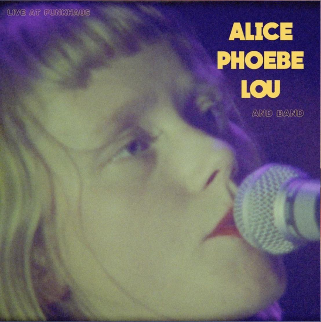 Alice Phobe Lou live album