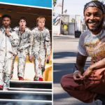 BROCKHAMPTON New Songs chain on hold me JPEGMAFIA fishbone Stream