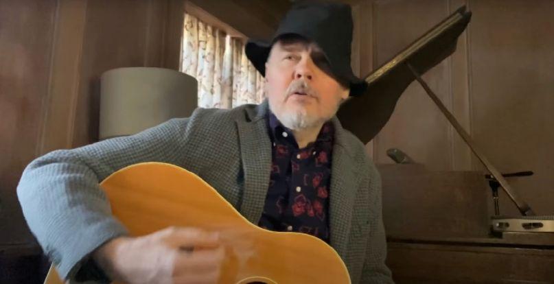 Billy Corgan on Fallon