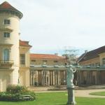 Bolivian Orchestra German Haunted Castle Rheinsberg Schloss Palace Orquesta Experimental de Instrumentos Nativos Ghosts Wolves