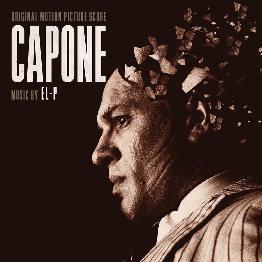 Capone Original Motion Picture Soundtrack artwork el-p score stream