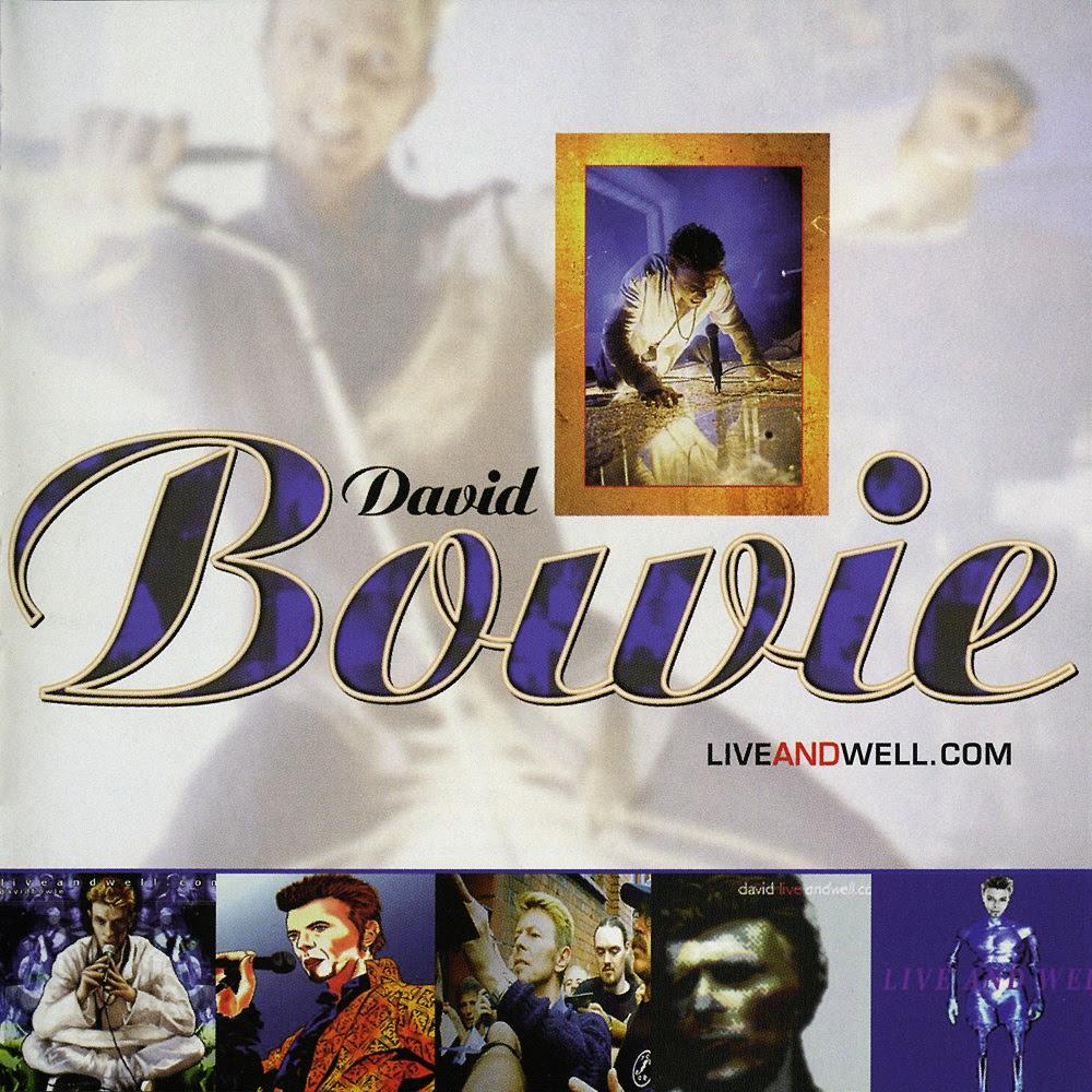 David Bowie LiveAndWell