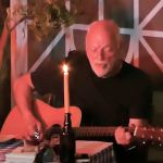 David Gilmour covers Syd Barrett