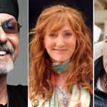 Dion, Patti Smith, and Bruce Springsteen