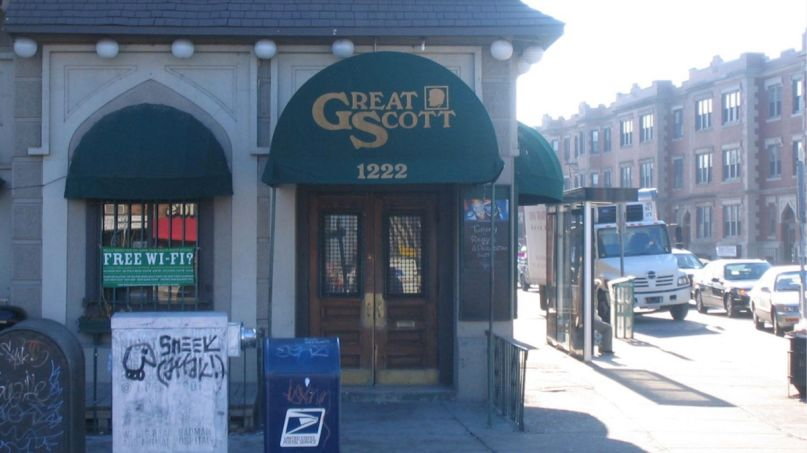 Great Scott campaign save fundraiser donate Boston music venue Allston
