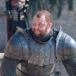 Hafthor Bjornsson on Game of Thrones