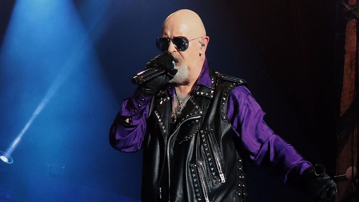 Judas Priest's Rob Halford to release tell-all autobiography Confess in September