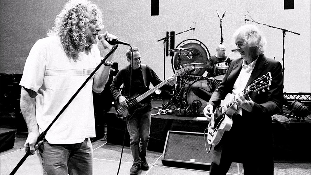 Led Zeppelin's reunion concert film Celebration Day to stream on YouTube