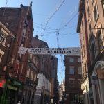 Matthew Street Birthplace of The Beatles, photo by Lindsay Teske