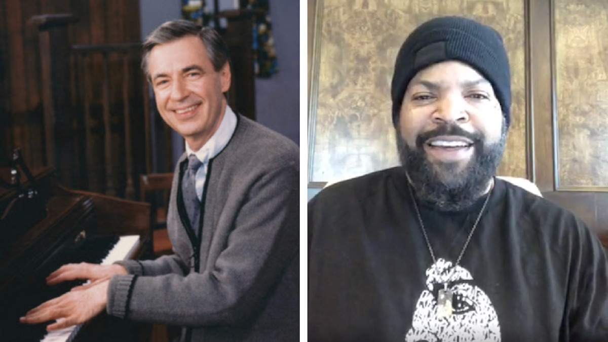 Mr Rogers Sued Ice Cube For Sampling Theme In A Gangsta S Fairytale Consequence Of Sound