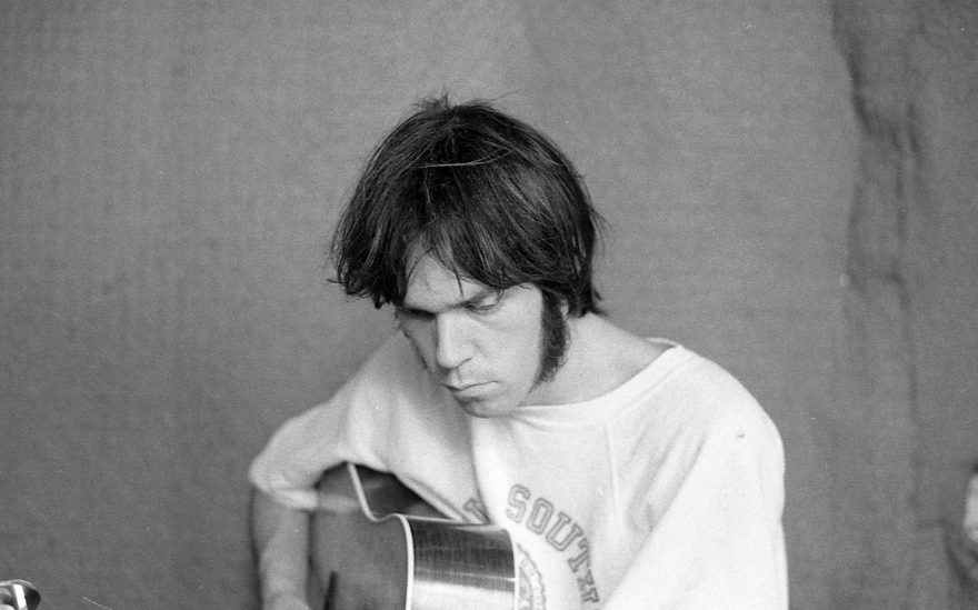 Neil Young's unreleased 1975 album Homegrown finally surfaces in June