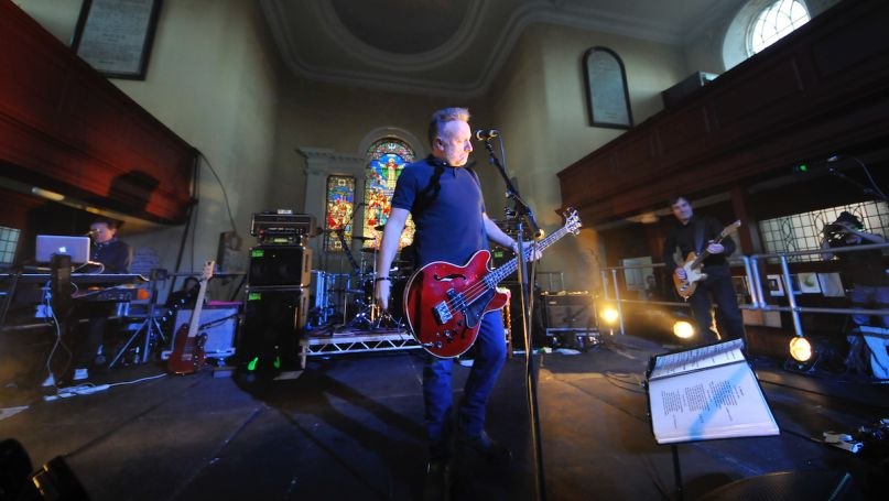 Peter Hook & The Light to Stream Previously Unreleased Concert Film So This Is Permanent joy division